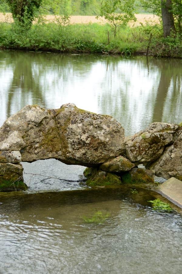 Le bassin lavoir de la Solissonnière