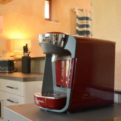 The tassimo coffee maker